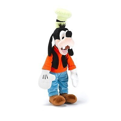 Disney Mickey Mouse Clubhouse 37cm Goofy weichem Plüsch Spielzeug (Clubhouse-plüsch-spielzeug Mickey Mouse)