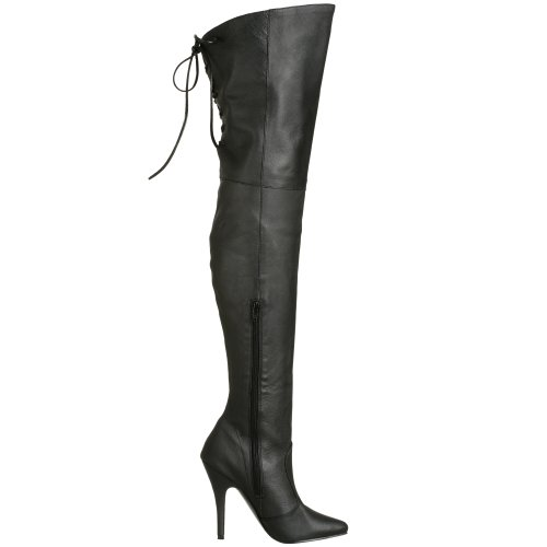 Pleaser Legend 8899, Bottes femme Noir
