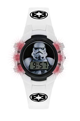 Star Wars Reloj Niños de Digital con Correa en PU STM4322