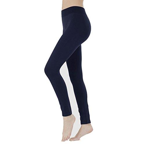 MARIE CLAIRE - Legging Push-UP Mujer Color: Negro Talla: Medium
