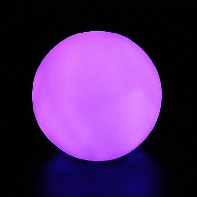 HAAC LED Kugel Ledlampe Lampe Leuchte mit Farbwechsler Farbwechsel 8 cm von HAAC bei Lampenhans.de