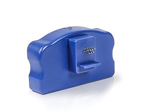Bloc de maintenance récupérateur d'encre usagé reprogrammateur de puce pour epson stylus pro 7700/9700