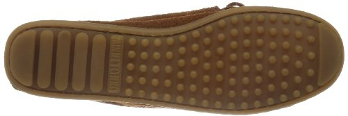 Minnetonka - Thunderbird Ii, Mocassino da donna Marrone (Braun (Brown))
