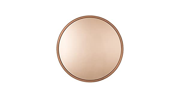 Zuiver Leaning Spiegel : Zuiver mirror bandit copper plated  cm