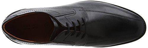 Bugatti 311253041000, Derbys Homme Noir (Schwarz)