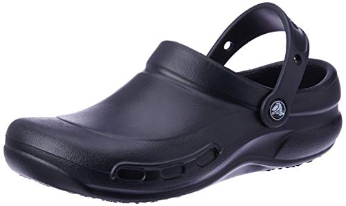 Buy crocs Bistro Unisex Slip on M6W8 [Shoes]_10075-001-M6W8 Black online in India at discounted price