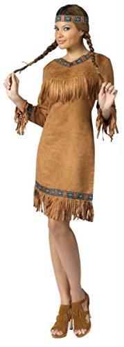 rican Indian Pocahontas Costume S/M (Pocahontas Verkleiden Kostüme)