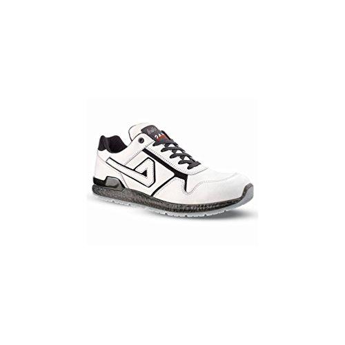 Aimont - Chaussure de sécurité basse WAYNE S3 SRC - Aimont Blanc