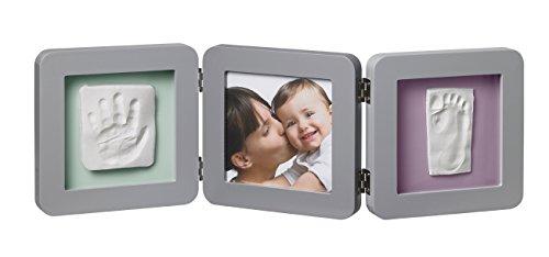 Baby Art - 34120139 - Double print frame - Portafoto con calco...