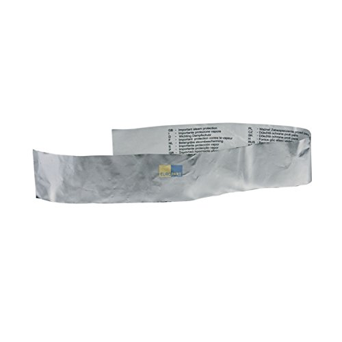 Whirlpool Bauknecht 481246678388 ORIGINAL Wrasenschutzfolie Feuchtigkeitsschutz Dampfschutz Folie...