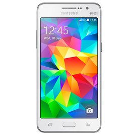 Samsung Galaxy Grand Prime SM-G530H (White, 8GB)  available at amazon for Rs.7299