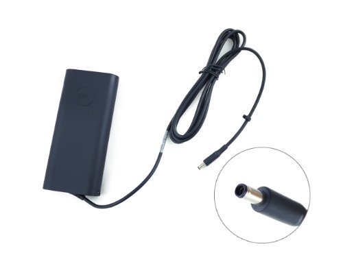 Dell 130W 19.5V 6.67A AC Adapter,Battery Charger,Power Supply With Power Cord For Dell 06TTY6 by Dell