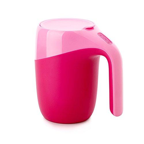Tasse de café créative non tombé / Tasse de café couverte / Tasse de café de bureau / Tasses de café (5 couleurs facultatives) ( couleur : A )