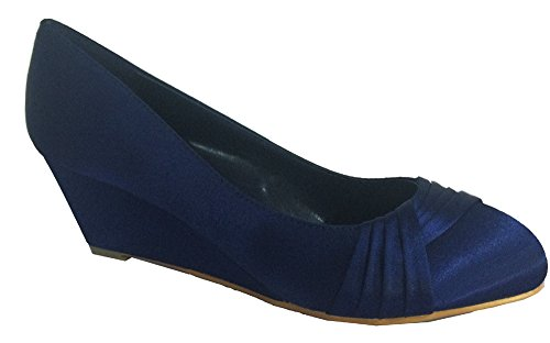 Chic Feet , Escarpins pour femme Bleu Marine