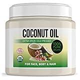Kaltgepresstes extranatives Kokosöl 500ml