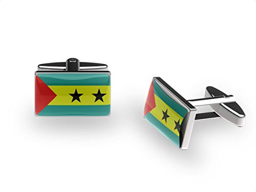 santomean-stars-cufflinks-sao-tome-and-principe-flag-cufflinks-with-gift-box