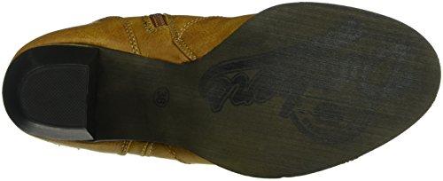 Dockers by Gerli 27ld234-620470, Bottes mi-hauteur non doublées femme Marron - Braun (Cognac 470)