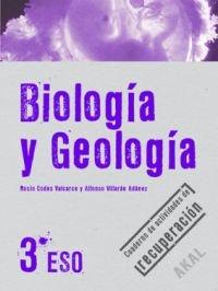 Biología y Geología 3º ESO. Cuaderno de exámenes 2 (Enseñanza secundaria) - 9788446029090