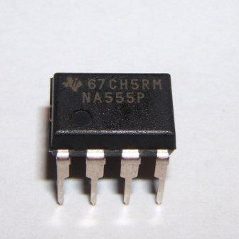 Rk Education 555 IC Timer 8 pin DIP Set 1 Ic 555 Timer