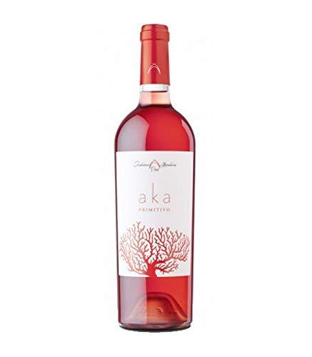 Aka 2018 Primitivo rosato Produttori Vini Manduria IGP