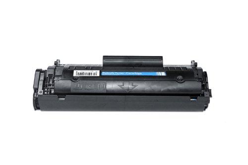 Preisvergleich Produktbild Toner XXL kompatibel zu HP Laser Jet 1010 1012 1015 1018 1020 1022 3015 3020 3030 3036 3050 3052 3055, M 1005 1319, F, W, NW, AIO, N, MFP, Canon LBP LBP-2900 / LBP-3000, ersetzt Q2612XL mit 3.000 Seiten