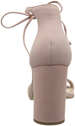 Steve Madden - Shayyy Sandal, Scarpe col tacco Donna Black (Pink)
