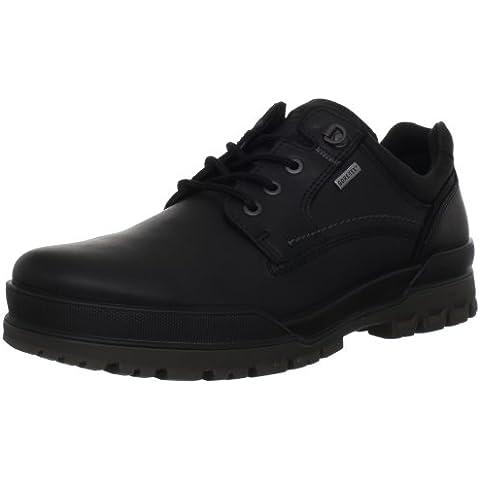 Ecco ECCO TRACK 6 522004 - Zapatos casual de cuero nobuck para hombre