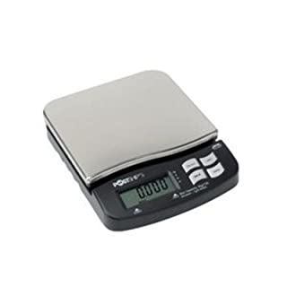 POSTSHIP LITE Digital 6kg x 1g 13lb 211oz Kitchen / Postal / Parcel / Letter / Postage / Shipping / Packet Scales Scale - WORLDS MOST ADVANCED MULTI-PURPOSE SCALE - with Stainless Steel Platform Cover and Protective Button/Scale Cover by ABCON Scales & Balances