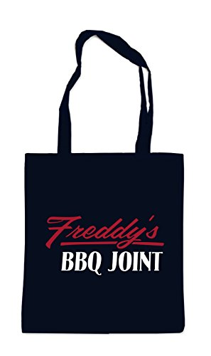 Freddys BBQ Joint Sac Noir Certified Freak