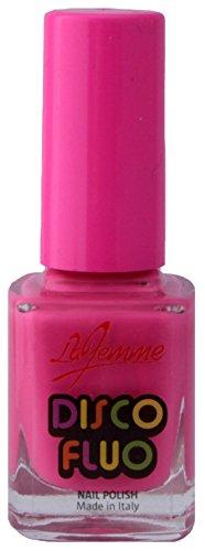 La Femme 12ml Disco Fluo N.004 Nail Polish by La Femme
