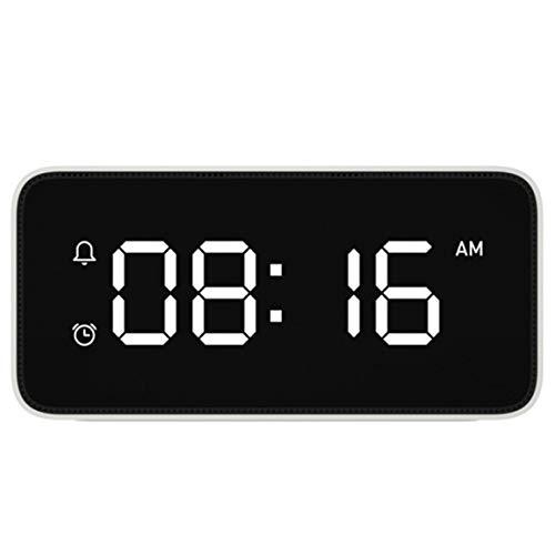 Sansella para Xiaomi Xiaoai Reloj Despertador Inteligente Xiaoai Classmate Speaker Inicio...
