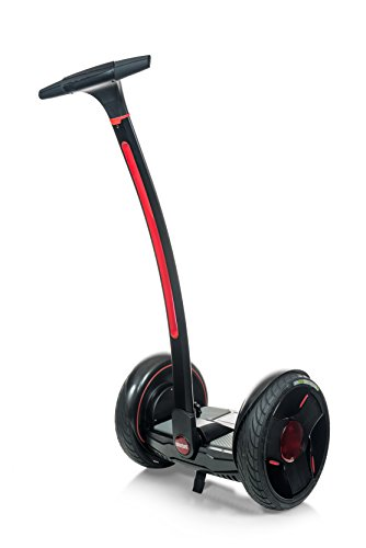 NINEBOT BY SEGWAY E+ Hoverboard Mixte Adulte, Noir