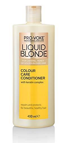 Pro : Voke liquide Blond Couleur Care Après-shampooing 400 ml