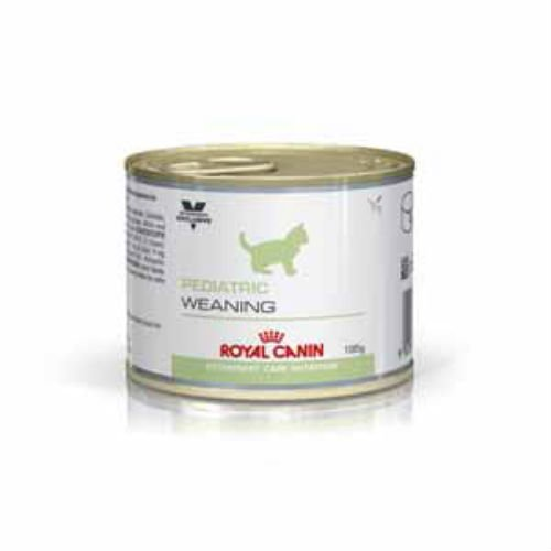 Royal Canin Vet Care Nutrition Pädiatrische Entwöhnungsphase Feline Cat Food 12x - Weaning Pediatric Canin Royal