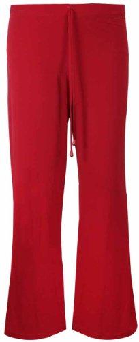 Purple Hanger Damen Hose Rot Rot 34 Purple Flare-hose