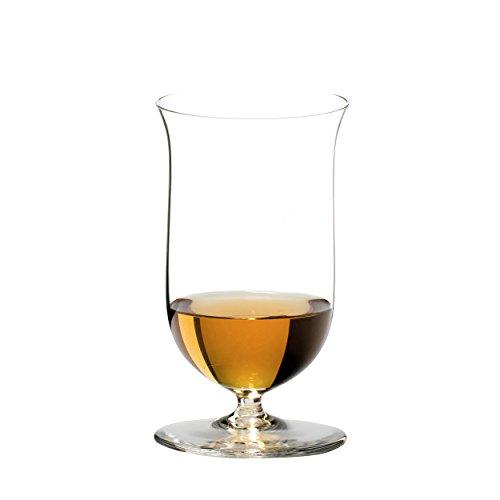 RIEDEL 2440/80 Sommeliers Whisky Vorteilsset, 2-teiliges Whiskyglasset, Kristallglas
