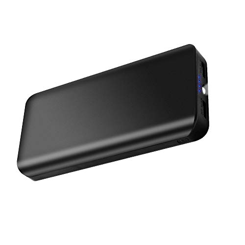 Caricabatterie portatile 25000mah power bank capacità ultra-alta usb batteria portatile da 25000mah alta capacità batteria esterna per huawei, samsung, iphone, ipad e altro smartphone, tablets