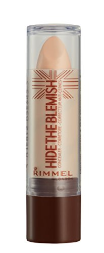 Rimmel Correttore Hide The Blemish, Stick Copri Occhiaie, Rossori e Imperfezioni, 103 Soft Honey, 4.5 g