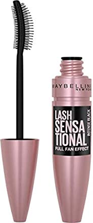 Maybelline New York Mascara Lash Sensational Washable Intense Black