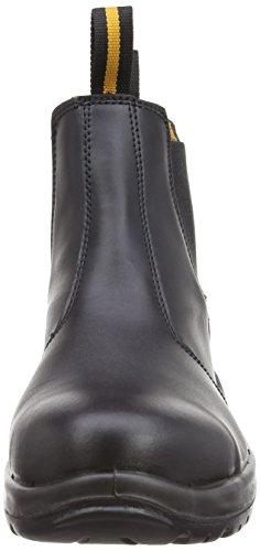 V12 Colt, Safety Dealer Boot, 12 UK 47 EU, Black Noir (black)