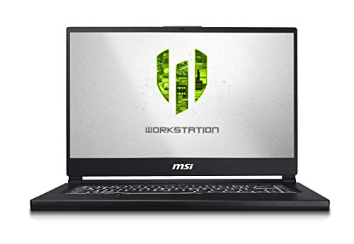 MSI WS65 8SK-600IT Workstation Mobile, 2.9 GHz, 256 GB, 32 GB, nVidia [Layout QWERTY]