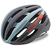 Giro Foray Road Casco, Unisex, Matt Charcoal/Frost, Small/51-55 cm