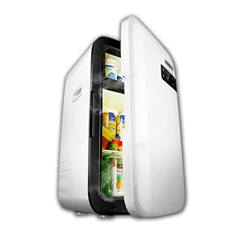 32L Mini Kühlschrank Kompressor elektrische Gefrierschrank und Kühlbox intelligente Digitalanzeige Temperaturregelung kleinen Kühlschrank, nach Hause 220V