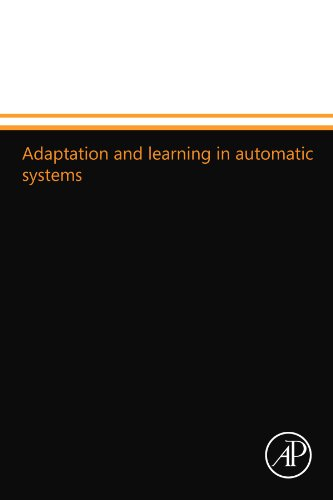 Adaptation and learning in automatic systems