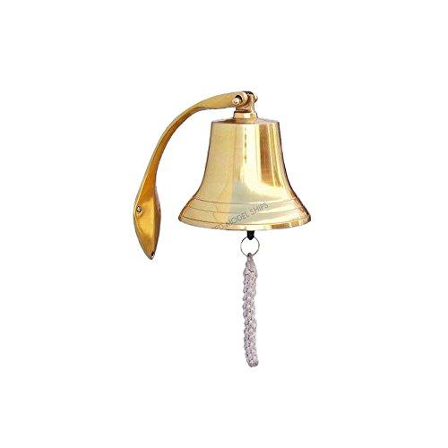 Brass Hanging Harbor Bell 7