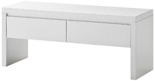 Robas Lund, Bank,Garderobe, Sydney, Hochglanz/weiß, 52131W1 -
