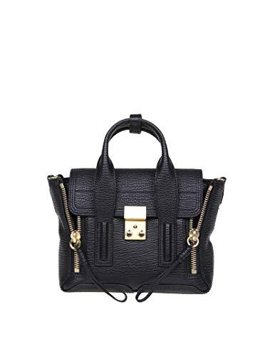 Phillip Lim 3.1 Damen Ac000226skcba010 Schwarz Leder Handtaschen