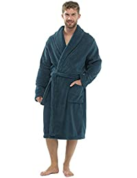 Amazon.co.uk  Green - Dressing Gowns   Kimonos   Nightwear  Clothing cb9e43972