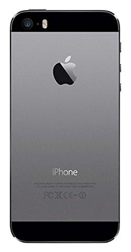 Apple iPhone 5s Smartphone débloqué 4G (Ecran : 4 pouces - 32 Go - iOS 7) Gris Sidéral