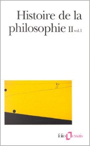 Histoire De La Philosophie Tome 1 Volume 2 [Pdf/ePub] eBook